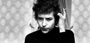 Bob Dylan in concert at De Montford Hall, Leicester, Britain - 1960s